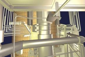 3D As-Built Nuclear Plant