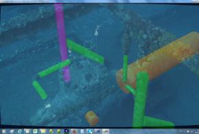 Subsea Valve 3D As-Built CAD